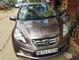 Used 2015 Honda Amaze S i DTEC MT for sale in Salem