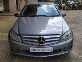 Mercedes-Benz C-Class 220 CDI Elegance Automatic, 2010, Diesel AT for sale in Mira Road