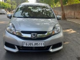 Honda Mobilio S i-DTEC 2015 MT for sale in Ahmedabad