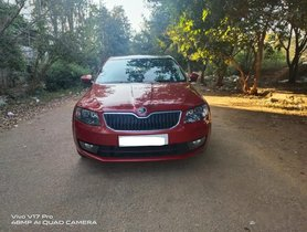 Used 2015 Skoda Octavia AT for sale in Bangalore