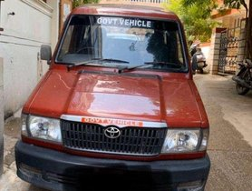 2002 Toyota Qualis MT for sale in Hyderabad