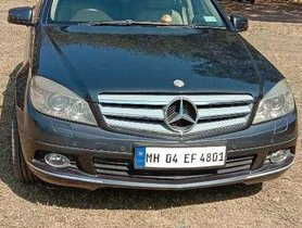 Used Mercedes Benz C-Class 220 2010 AT for sale in Mumbai