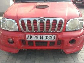 Used Mahindra Scorpio SLX 2.6 Turbo 7 Str 2006 MT for sale in Hyderabad