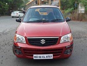Used Maruti Suzuki Alto K10 VXI 2012 MT for sale in Mumbai