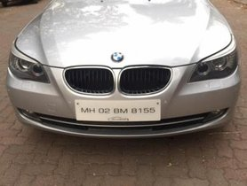 BMW 5 Series 2003-2012 520d AT for sale in Mumbai