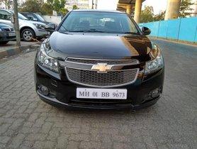 Chevrolet Cruze LTZ MT 2012 for sale in Mumbai