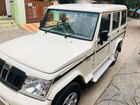 2014 Mahindra Bolero SLE MT for sale in Hyderabad