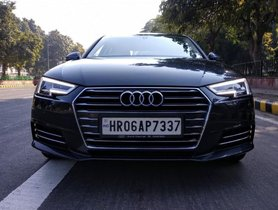 Used Audi A4 New AT 2018 in New Delhi