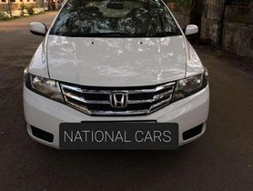 Used 2012 Honda City S MT for sale in Kolhapur