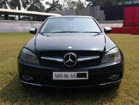 Mercedes Benz C-Class 220 2009 AT for sale in Mumbai