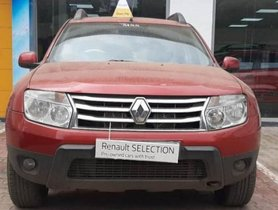 Used Renault Duster 85PS Diesel RxL MT car at low price in Chennai