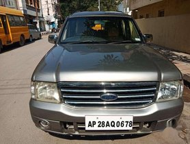Ford Endeavour 2.5L 4X2 2005 MT for sale in Hyderabad