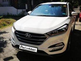 Used Hyundai Tucson 2.0 e-VGT 2WD MT car at low price in Bangalore