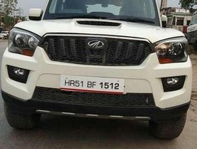 Mahindra Scorpio S6, 2015, Diesel MT for sale in Gurgaon