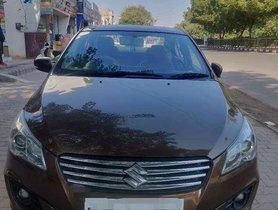 Maruti Suzuki Ciaz S 2017 MT for sale in Jodhpur