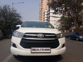 Toyota Innova Crysta 2017 AT for sale in Mumbai