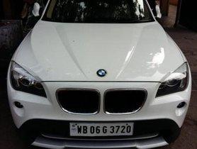 BMW X1 sDrive20d AT 2011 in Kolkata