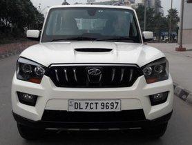 2016 Mahindra Scorpio Version 1.99 S10 MT for sale in New Delhi