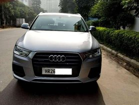 2017 Audi Q3 AT for sale in Gurgaon