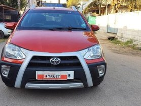 Toyota Etios Cross 1.4L VD MT 2014 for sale in Bangalore