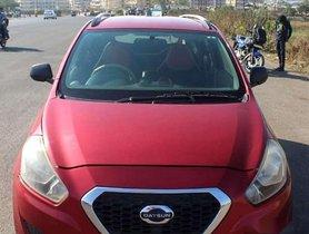 Datsun GO Plus T 2015 MT for sale in Mumbai