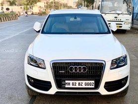 2010 Audi Q5 AT 2008-2012 for sale in Mumbai