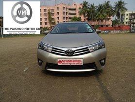 Toyota Corolla Altis 2013-2017 GL MT for sale in Kolkata