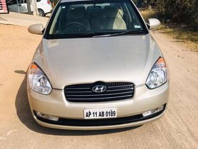 2007 Hyundai Verna MT for sale in Hyderabad