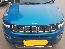 Jeep Compass 2018 AT for sale in Ahmedabad