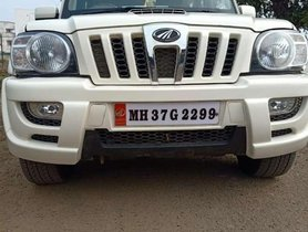 Used 2011 Mahindra Scorpio VLX MT for sale in Nashik