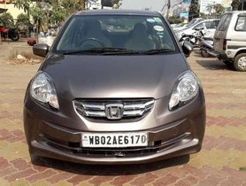 2013 Honda Amaze MT for sale in Kolkata