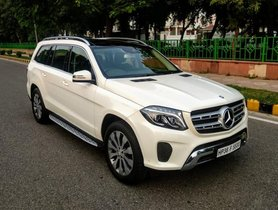 Mercedes-Benz GLS 350d 4MATIC AT for sale in New Delhi