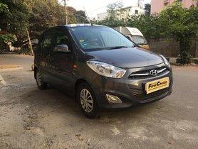 Used 2015 Hyundai i10 Version Sportz 1.1L MT for sale in Bangalore