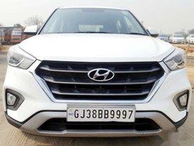 Hyundai Creta Version 1.6 SX Automatic 2018 AT for sale in Ahmedabad