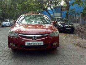 Honda Civic 1.8S Manual, 2007, Petrol MT for sale in Mumbai
