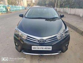 Toyota Corolla Altis Version VL AT 2015 in Mumbai