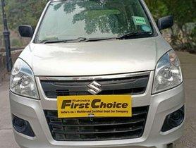 2014 Maruti Suzuki Wagon R MT for sale at low price in Faridabad