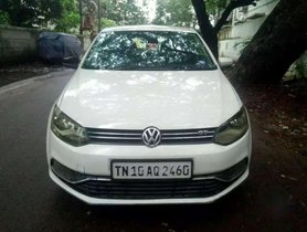 Volkswagen Polo GT TDI, 2014, Diesel AT for sale in Chennai