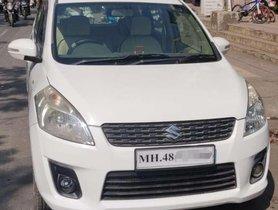 Maruti Suzuki Ertiga VDi, 2012, Diesel MT for sale in Mumbai
