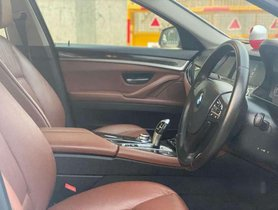 2011 BMW 5 Series 520d Luxury Line AT for sale at low price in Faridabad
