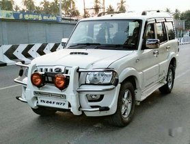 2009 Mahindra Scorpio Version VLX MT for sale at low price in Erode