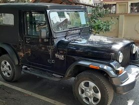 Mahindra Thar 4X4 MT 2018 in Bangalore