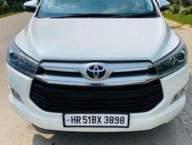 Toyota INNOVA CRYSTA 2.8Z Automatic, 2019, Diesel AT in Gurgaon