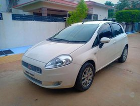Used 2011 Fiat Punto MT for sale in Erode