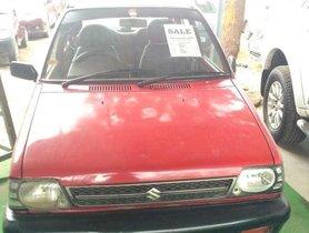 Used 2005 Maruti Suzuki 800 MT for sale in Madurai