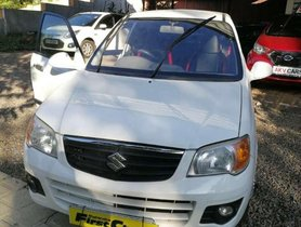 Used 2011 Maruti Suzuki Alto K10 MT for sale in Kottayam