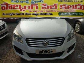 2016 Maruti Suzuki Ciaz MT for sale in Visakhapatnam