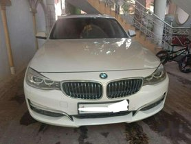 BMW 3 Series GT 320d Luxury Line, 2016, Diesel AT in Mumbai