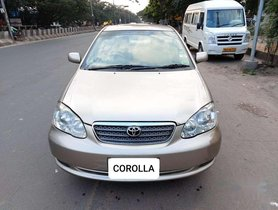 Toyota Corolla HE 1.8J, 2008, Petrol MT for sale in Chennai