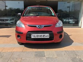 Used 2009 Hyundai i10 Era MT for sale in Ahmedabad